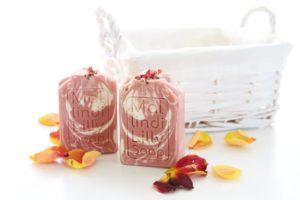 Display Rose Artisan Soap