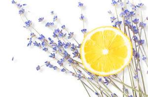 Ingredients Image Lemon and Lavender